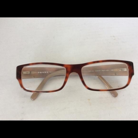 9f8234fd13fc Prada Accessories - Prada tortoise prescription preowned glasses